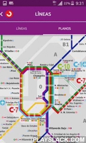 Renfe Cercanias  Android App - playslack.com ,  Aplicación oficial de Renfe Operadora para la consulta de horarios, avisos, líneas y planos de los trenes Cercanías de los núcleos de:• Asturias• Barcelona• Bilbao• Cádiz• Madrid• Málaga• Murcia/Alicante• Santander• San Sebastián• Sevilla• Valencia• Zaragoza Operating RENFE official application for consultation schedules, notices, lines and planes of commuter trains cores:• Asturias• Barcelona• Bilbao• Cádiz• Madrid• Málaga• Murcia / Alicante•…