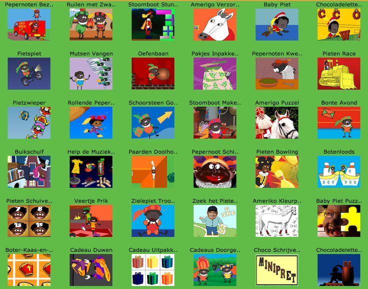 Sinterklaas spelletjes!! http://www.minipret.nl/Sinterklaas-spelletjes.html