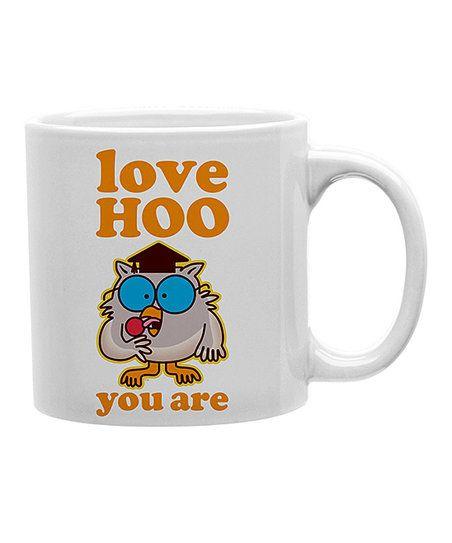 Tootsie Roll Love Hoo You Are Tootsie Pop Mug   zulily