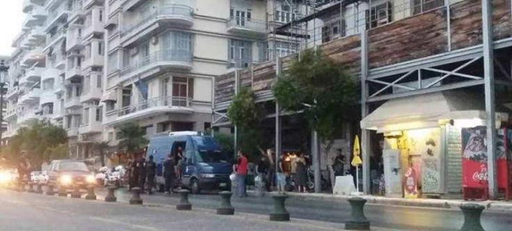 Ο ΣΥΡΙΖΑ και οι «53» στηρίζουν τους αναρχικούς για τις καταλήψεις στη Θεσσαλονίκη