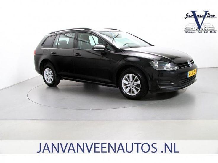 Volkswagen Golf  Description: Volkswagen Golf Variant 1.6 TDI Comfortline Navi 200x VW-Audi-Skoda-Seat  Price: 175.82  Meer informatie