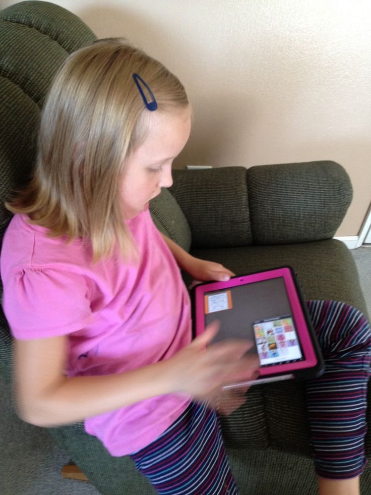 How to use the Dyslexia Games worksheets on your iPad