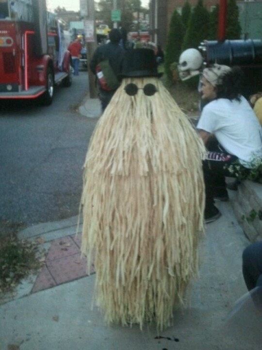 My all time favorite costume. Cousin It | costumes ...