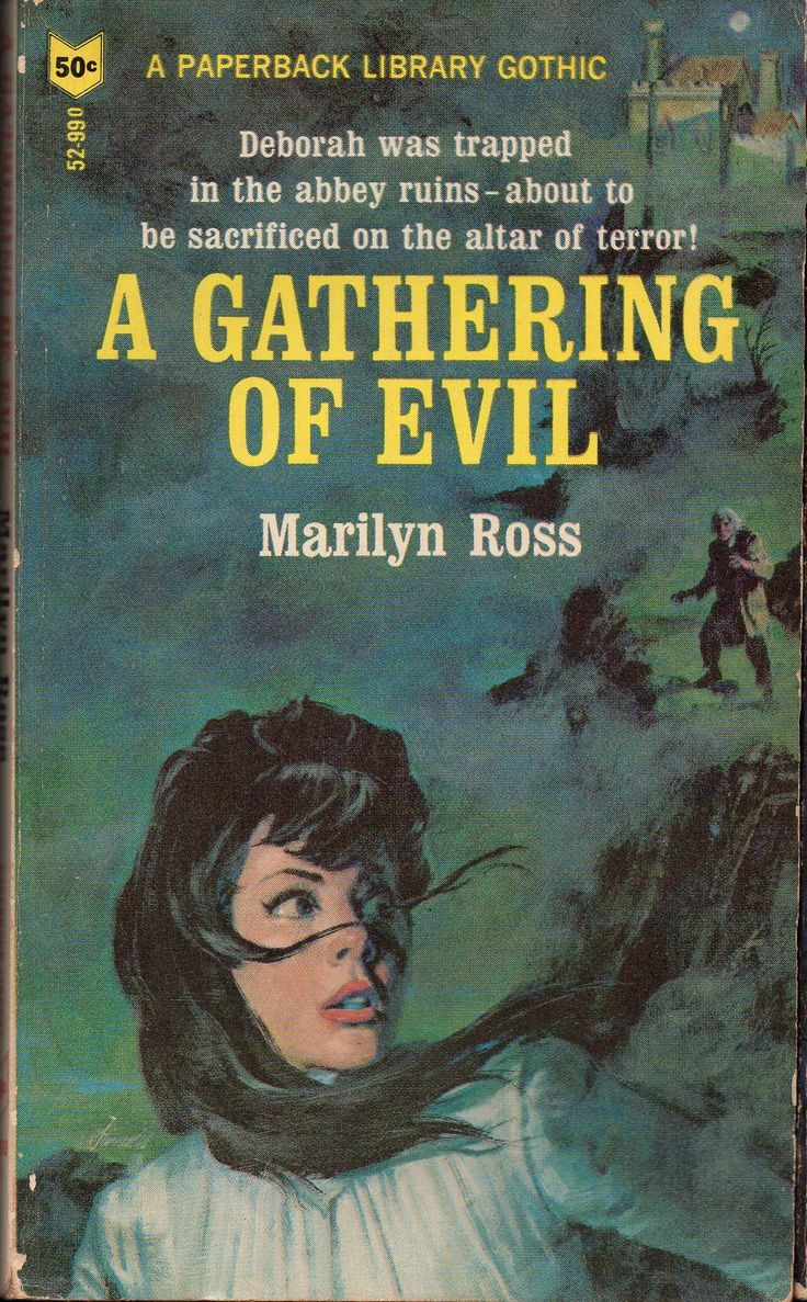 A Gathering of Evil by Marilyn Ross