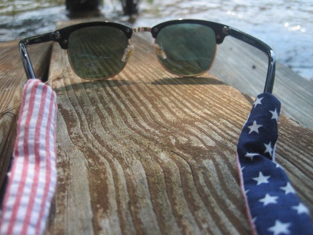 American Flag Sunglass StrapPort Royal by PortRoyalOutfitters, $9.84