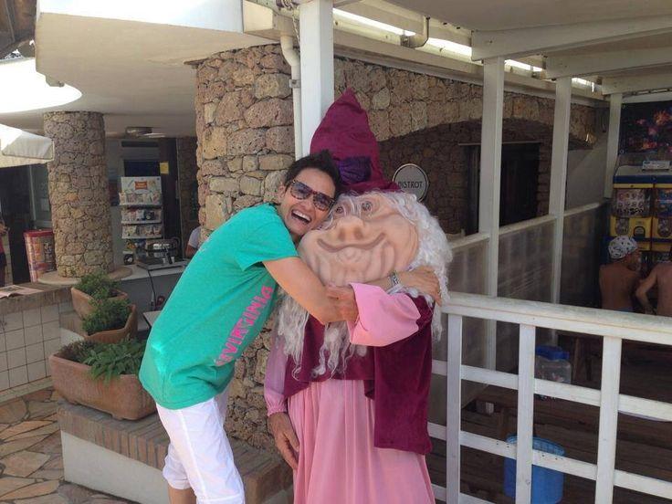 Hi Miss Virginia!  #bagnivirginia #liguria #italy #summer14