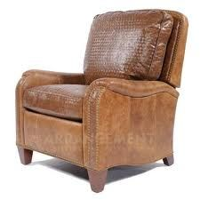 Old World Recliner - Western Vault $3895  sc 1 st  Pinterest & 9 best Recliner images on Pinterest | Chairs Leather recliner and ... islam-shia.org