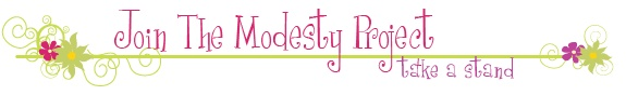 Great program to teach modesty and God's beauty to girls