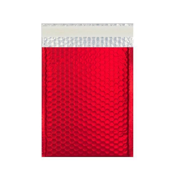 Red Matt Metallic Bubble Bags Pocket Peel and Seal  #Pocket #Metallic #Bubble #Envelope #TissueLined #friend #Pink #sapphire #sunshine #Brown