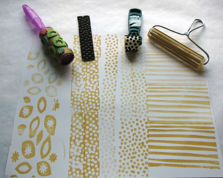 Stamp-Making Tutorial- Approachable Art by Judi Hurwitt: create your own stamps from inexpensive household items and objects and materials you can purchase in any hobby store! Easy, fast, and fun!