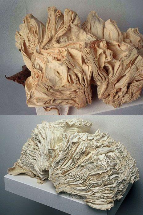 Dark Roasted Blend: The Bittersweet Art of Cutting Up Books