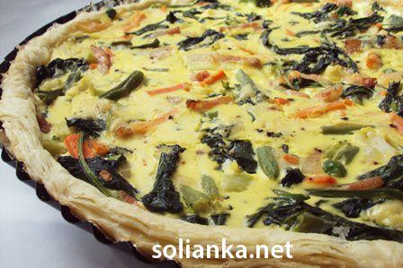 Пошаговый рецепт с фото, как приготовить французский лоранский пирог (киш лорен) - вкусно, быстро и просто.