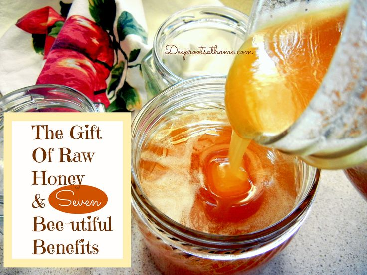 7 Bee-utiful Benefits of Raw Honey | Deep Roots at Home