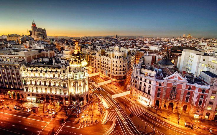 """The name Madrid comes from the arabic """"magerit"""" which means 'place of many streams'. Establish as the capital of Spain in the 17th century, Madrid is the highest capital city in all of Europe. Book a discounted vacation package in the month of November and receive go to $600 off of your hotel and airfare. Call 775 990 8059 to begin your reservation or visit www.topchoicevacation.com for additional savings and discounts."""