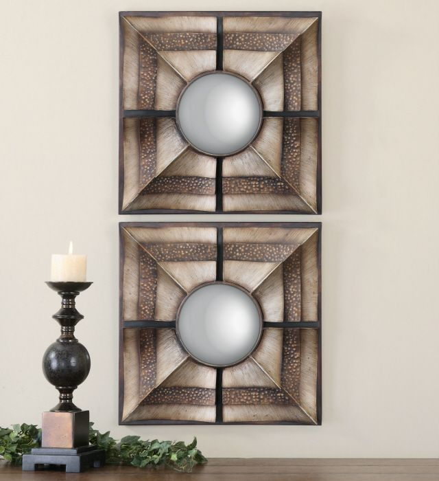 Mirror Sets Wall Decor 48 best uttermost alternative wall decor images on pinterest