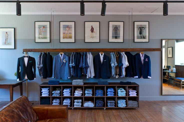 The Dressing Room at M.J Bale Woollahra. By Appointment Only