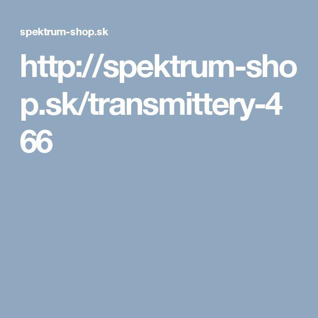 http://spektrum-shop.sk/transmittery-466