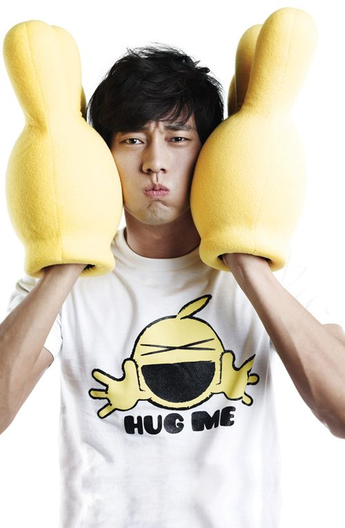 17 Things We Bet You Didn't Know About So Ji Sub (I freaking love him, can't wait to marathon Master's Sun!!!)