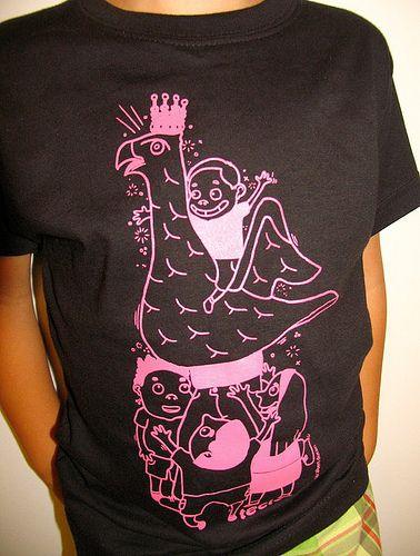 Camiseta para tecletes   En el mes de septiembre en Tarragona se celebran las fiestas de Santa Tecla, patrona de esta ciudad. Por este motiv...
