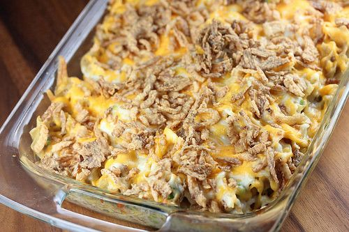 TUNA NOODLE CASSEROLEFollow for recipesGet your FoodFfs stuff  Mein Blog: Alles rund um Genuss & Geschmack  Kochen Backen Braten Vorspeisen Mains & Desserts!