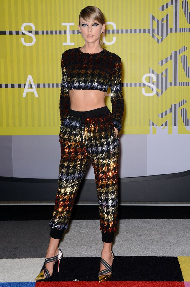 Taylor Swift aux MTV Video Music Awards 2015