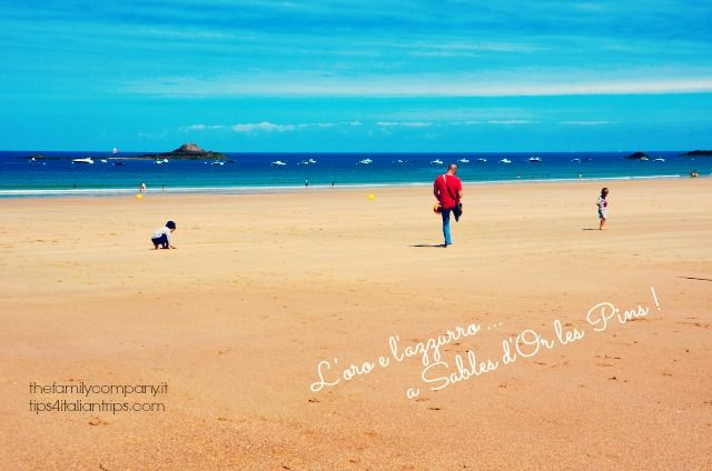 Bretagna con bambini: l'itinerario Le Sables d'Or les Pins…