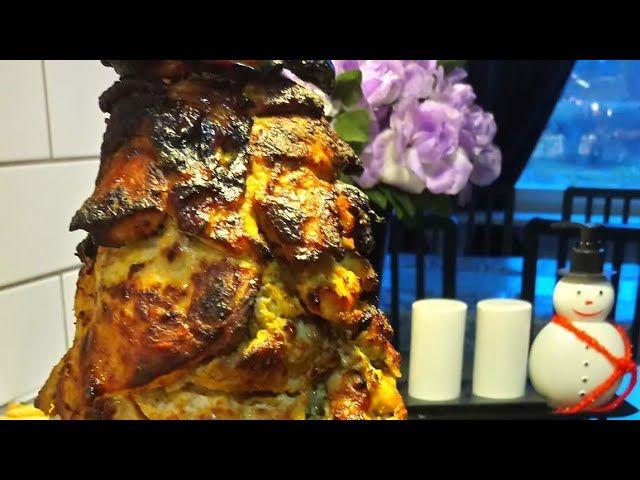 فيديوهات لوصفاتي افتتاحية 3 Food Pork Meat