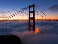 Adrift - una lettera d'amore dedicata alla nebbia della Baia di San Francisco
