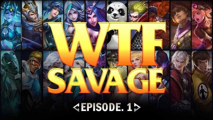 Mobile Legends WTF Savage Compilation - Ep. 1