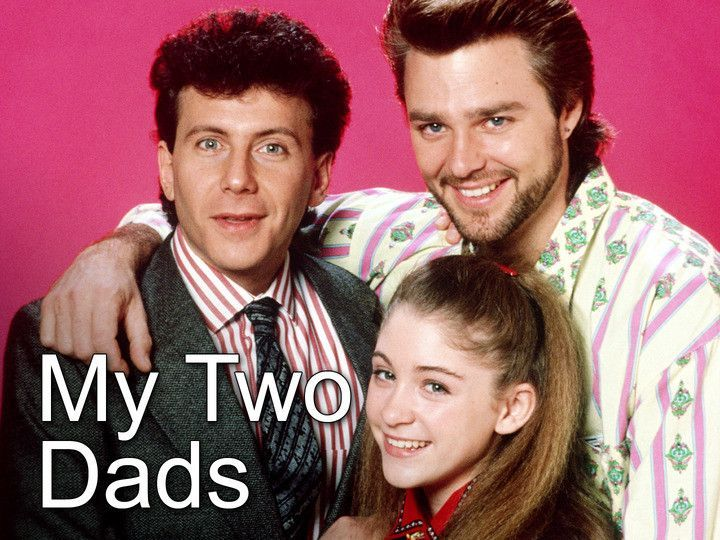 80s tv shows | My Two Dads
