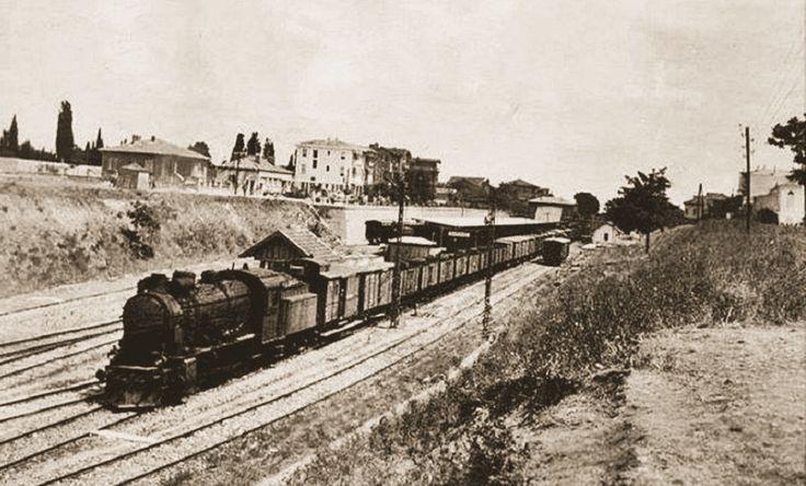 Bakırköy'de Tren