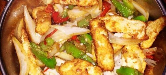 Salt & chilli chicken