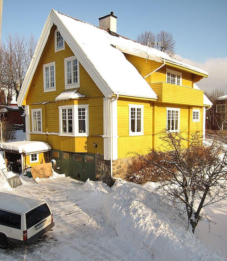 Lundagårdsvägen 10, Spånga | Friliggande villa | SkandiaMäklarna