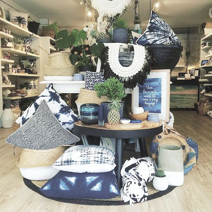 I spy #thepeyton at our salty stockist Coco and Bliss in the beautiful Noosa #noosa #australia #boutique #homewares #beachhouse