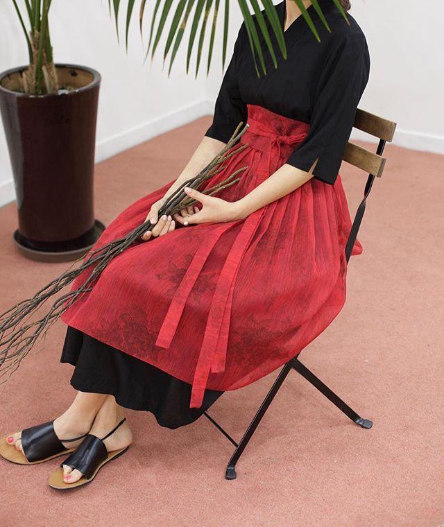 장홍한복 Modern hanbok