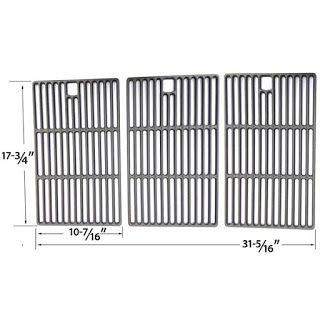 Grillpartszone- Grill Parts Store Canada - Get BBQ Parts,Grill Parts Canada: Broil Chef Cooking Grid | Replacement 3 Pack Cast ...
