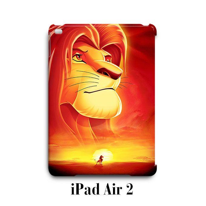 Lion King Movie iPad Air 2 Case Cover Wrap Around