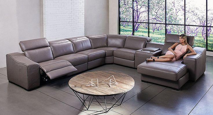 Pearson modular recliner lounge