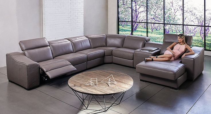 Pearson modular recliner lounge