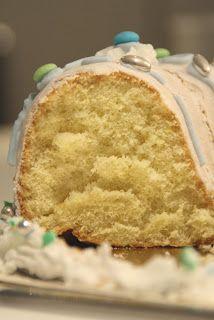 Gâteau fouetté antillais