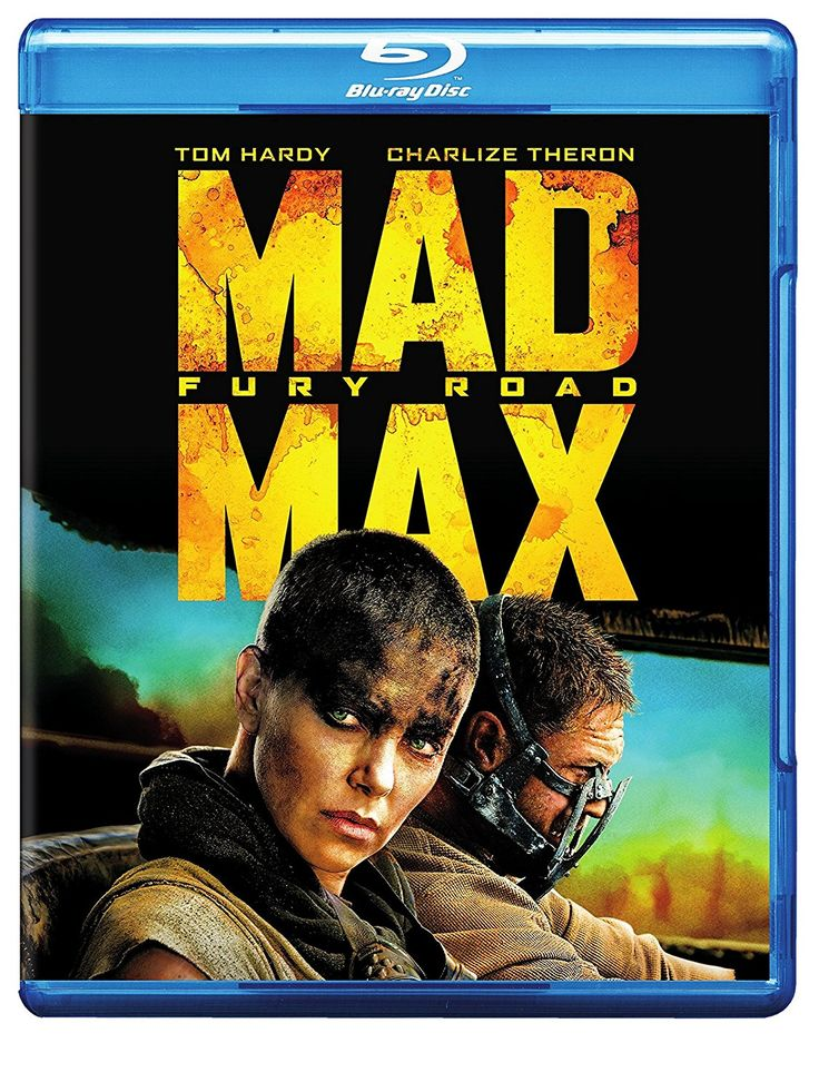 AmazonSmile: Mad Max: Fury Road [Blu-ray]: Tom Hardy, Charlize Theron, Nicholas Hoult, Hugh Keays-Byrne, Rosie Huntington-Whiteley, Riley Keough, Zoë Kravitz, Abbey Lee, Courtney Eaton, Nathan Jones, George Miller, Doug Mitchell, Iain Smith, Graham Burke, Bruce Berman, P.J. Voeten, Brendan McCarthy, Nico Lathouris: Movies & TV