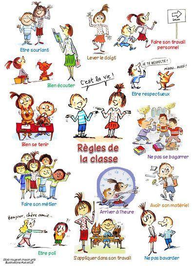 Règles de la classe Max et Lili (www.stylo-rouge-et-crayon-gris.fr Blog Feed)