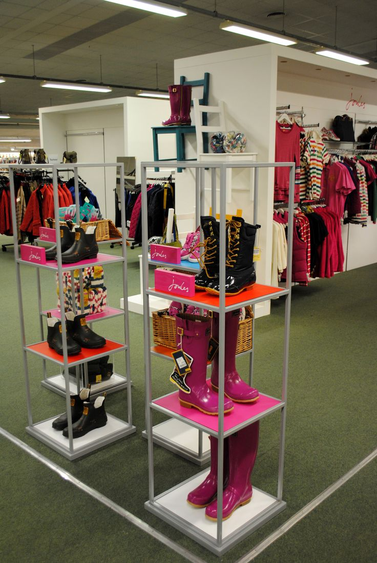 Visual merchandising affect on store