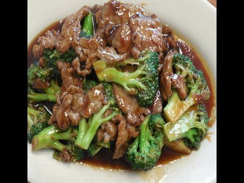 how to make beef tender like chinese restaurants