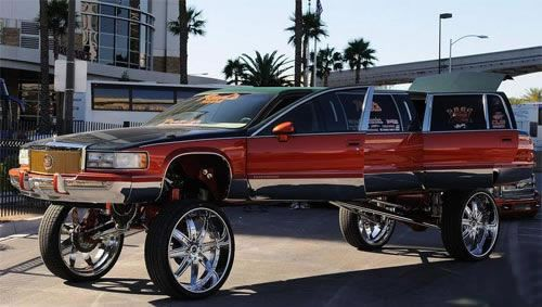 Most Pimped Out Car DON 39 T INVEST IN A BUNCH OF HOUSES Decked Out Vehicles Pinterest Cars