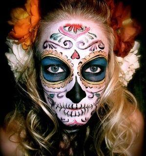 GirlsGuideTo   10 Best Halloween Makeup Tutorials   GirlsGuideTo