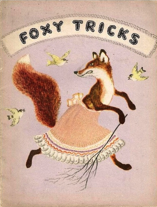 Animalarium: Foxy Tricks