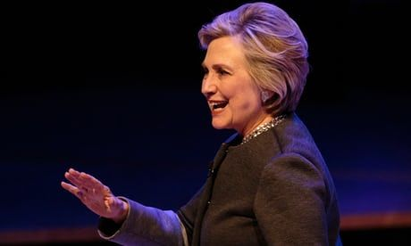 Cyber cold war is just getting started, claims Hillary Clinton https://www.theguardian.com/us-news/2017/oct/16/cyber-cold-war-is-just-getting-started-claims-hillary-clinton