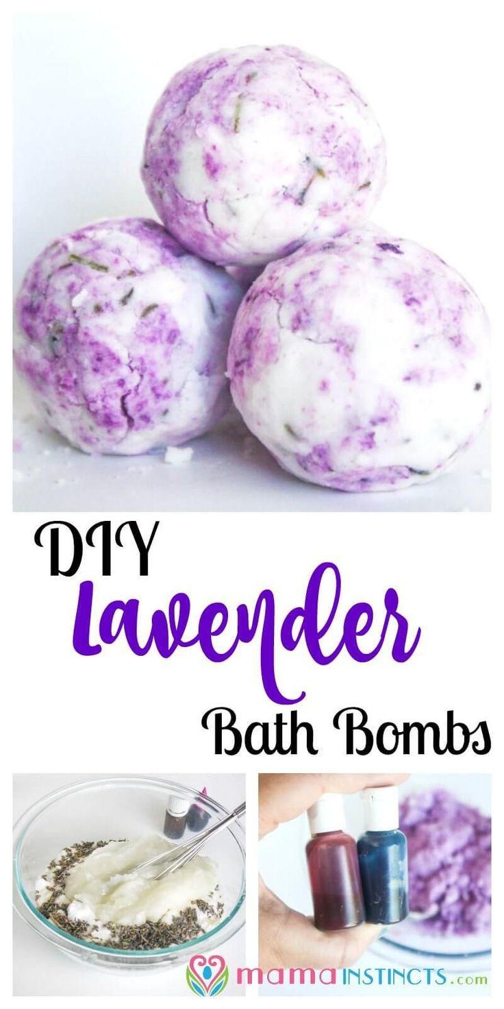 Best 25 bath bomb recipes ideas on pinterest bath bomb diy diy lavender bath bombs solutioingenieria Images