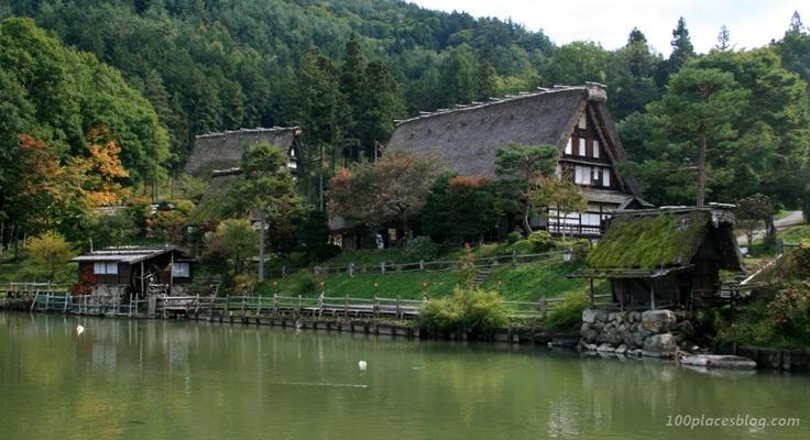 Hida Folk Village (Takayama, Japan)